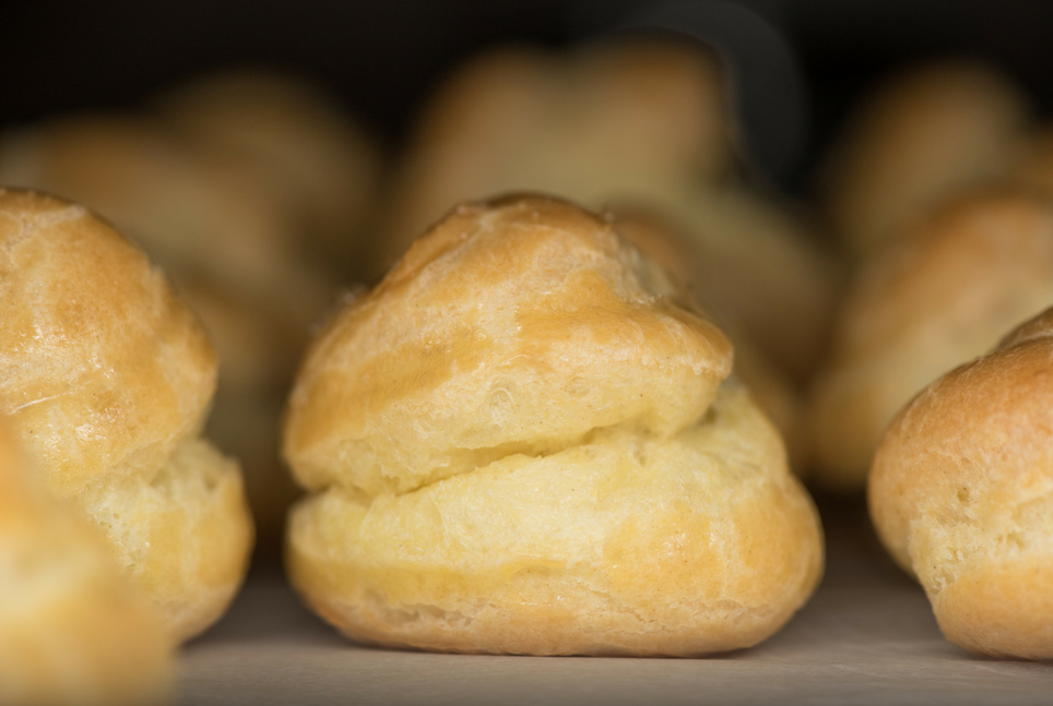 Cream Puffs! - The Omaha Bakery | Cakes | Cheese Cakes | Breads